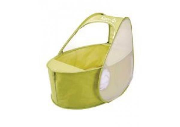 Koo-di Pop-Up Travel Bassinette -  Lime