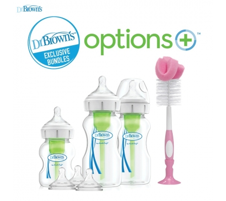 Dr Brown's Options+  Bundle 7