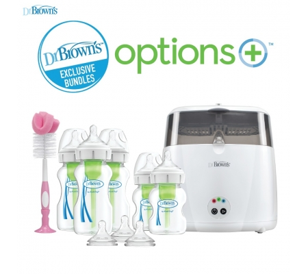 Dr Brown's Options+ Bundle 2