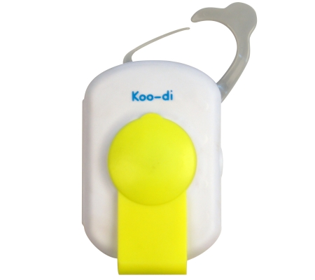 Koo-di Clip on Wipes case