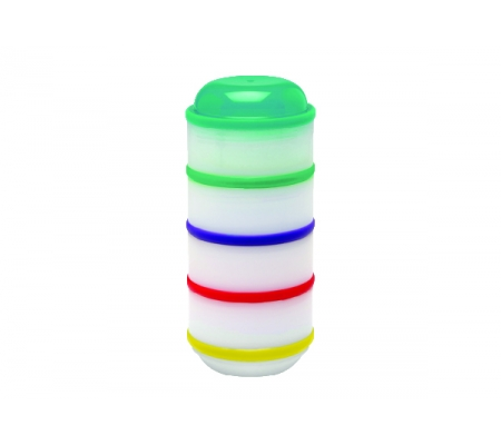 Dr Brown's Snack-A-Pillar Snack & Dipping Cup- 4-Pack