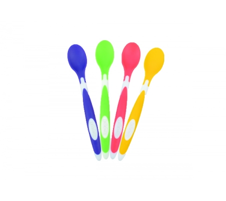 Dr Brown's TempCheck Spoons - 4 - Pack