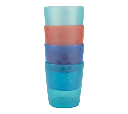 Dr Brown's Toddler Tumblers - 4 pack