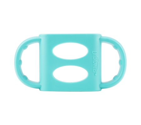Dr Brown's Silicone Handles - Turquoise