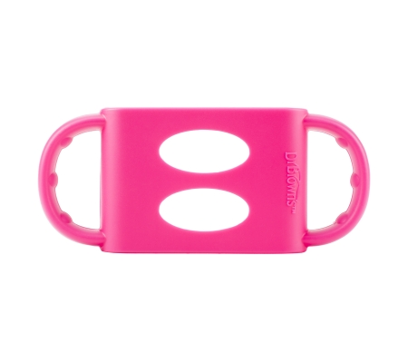 Dr Brown's Silicone Handles - Pink