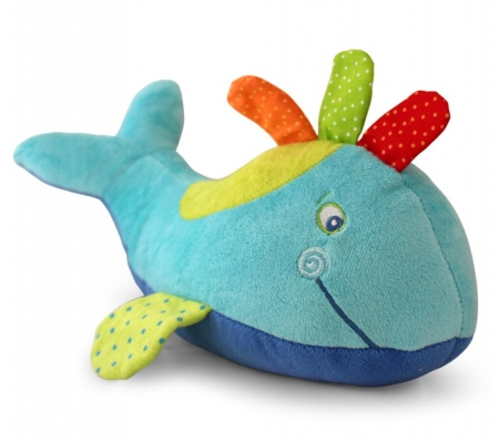 Ibb Plush Happy Whale