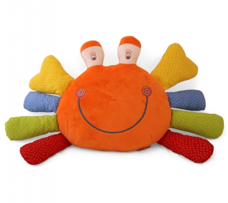 Ibb Plush Happy Crab