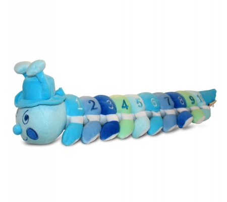 Ibb Soft Blue caterpillar