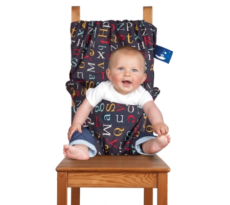 Totseat Alphabet Feeding Harness