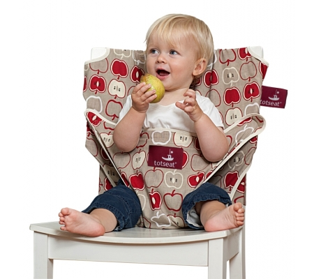 Totseat Apple Feeding Harness